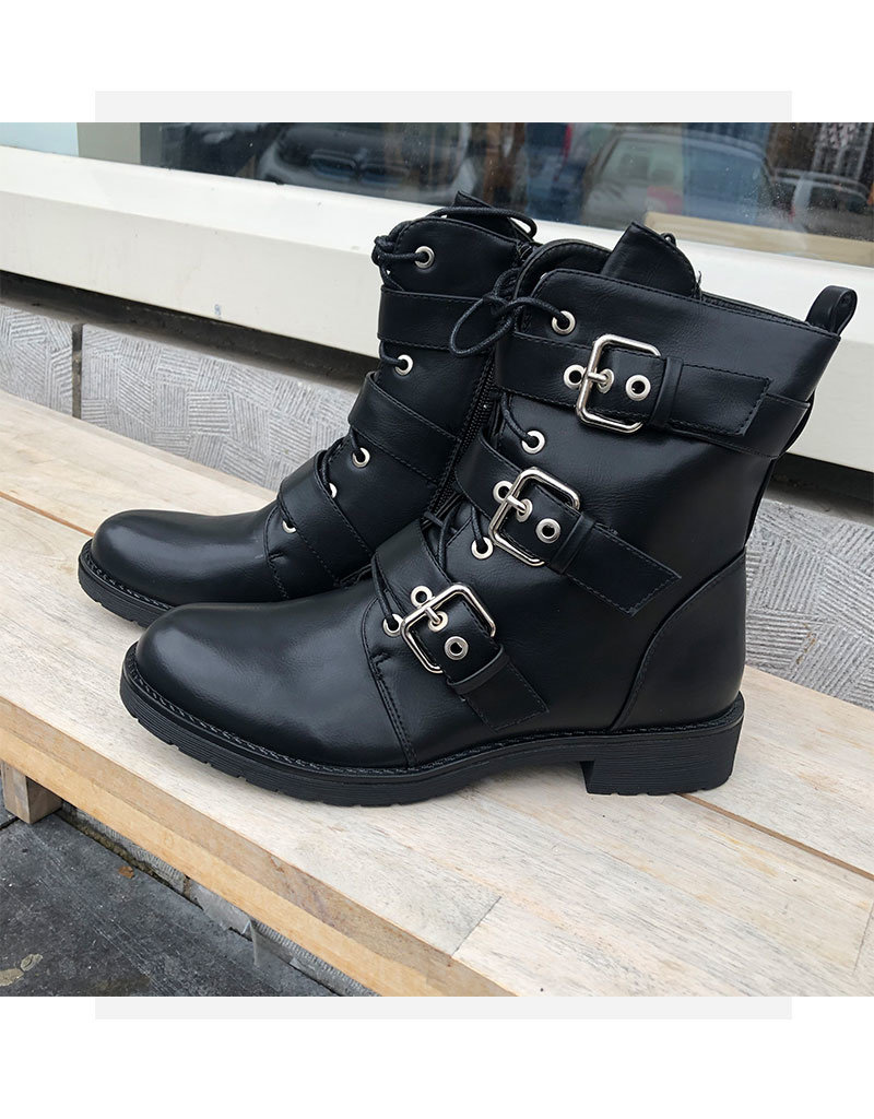 JK SELECTED BOOT STRAPPED
