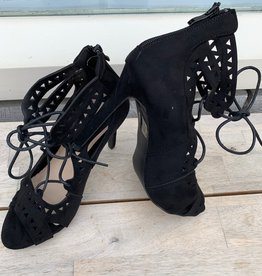JK SELECTED LACE HEELS B-48