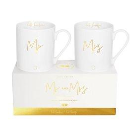 GIFT SET MUG MR/MRS KLCW026