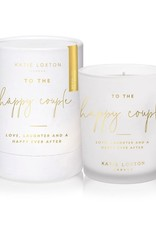 CANDLE HAPPY COUPLE KLC144