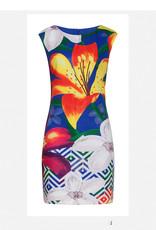 SMASHED LEMON DRESS 20138