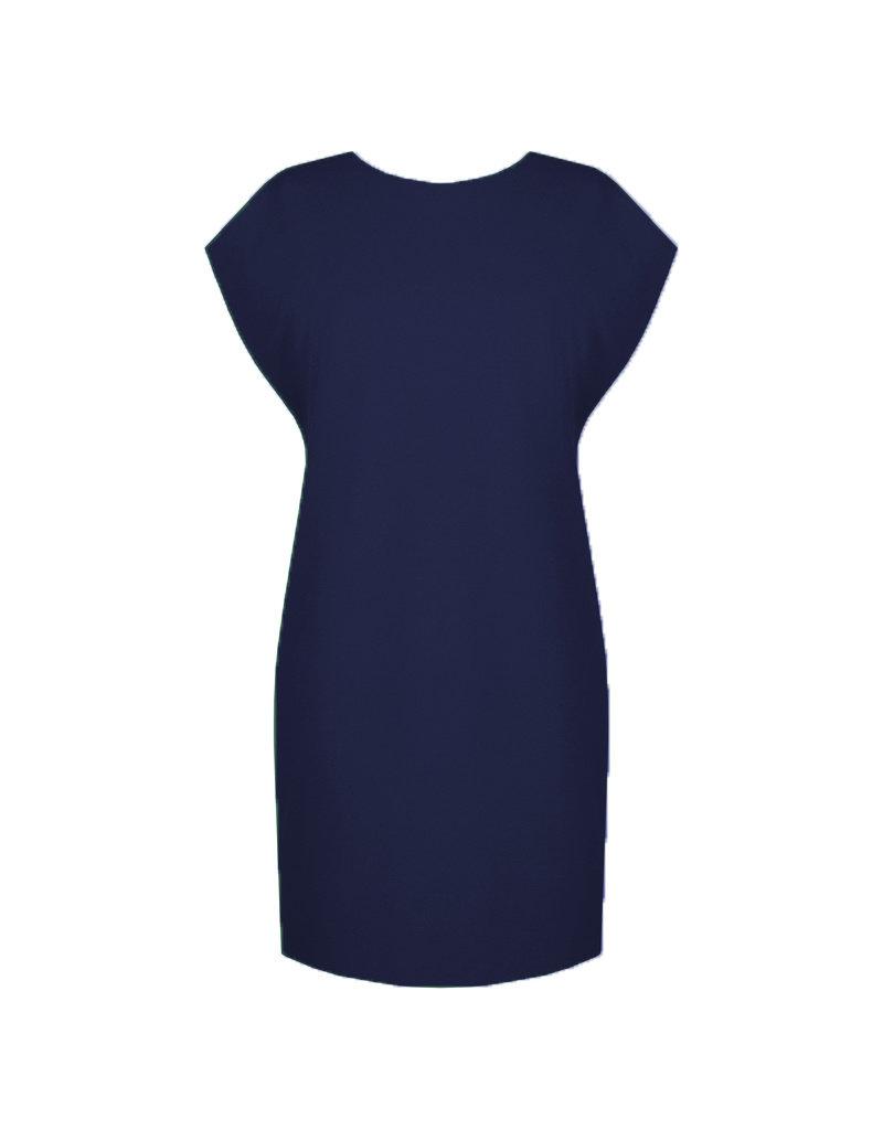 RINASCIMENTO DRESS CFC0097457003 BLUE