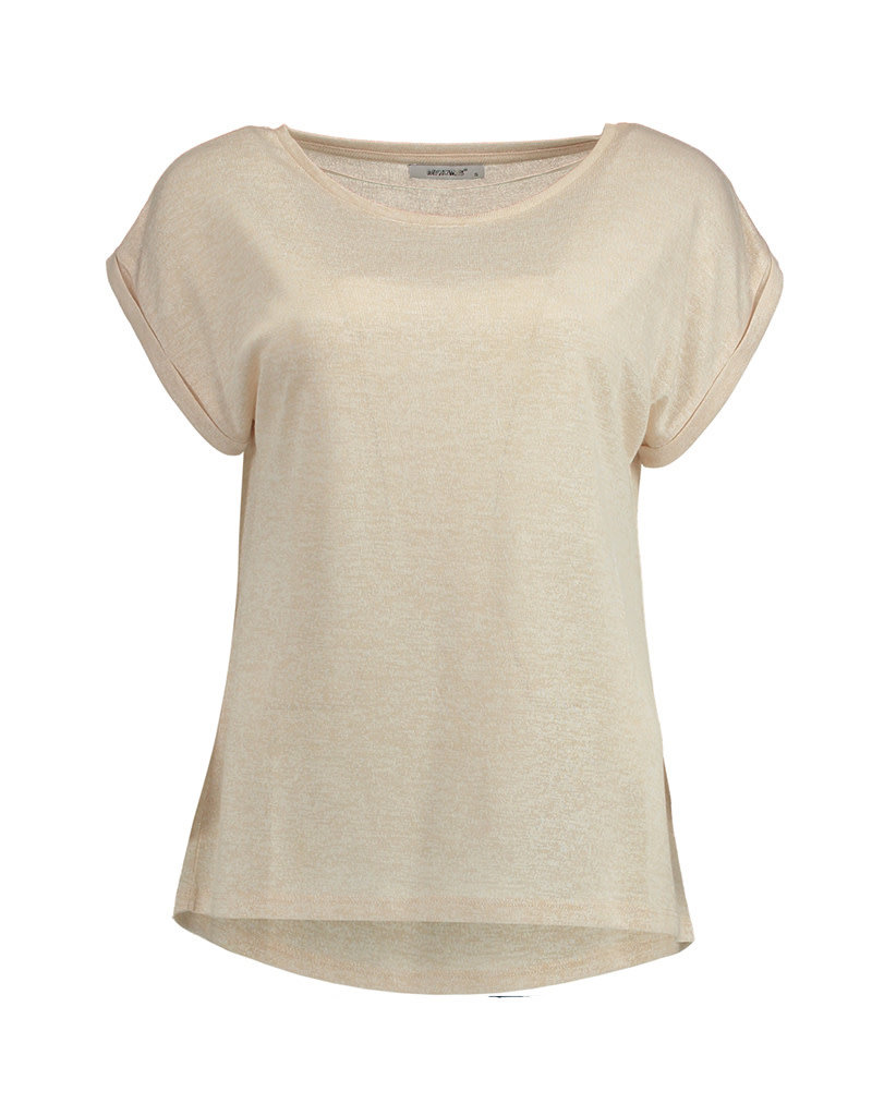 JK CASUAL TOP ANNELIE BEIGE