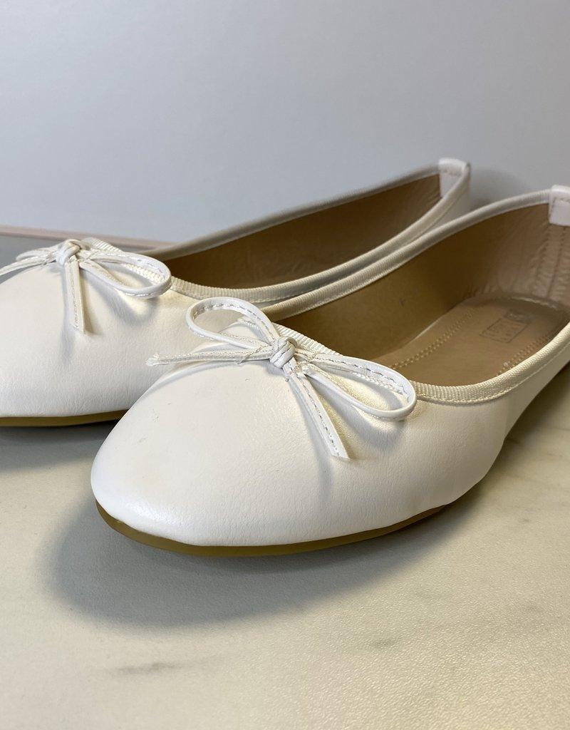 BALLERINA M-75 WHITE