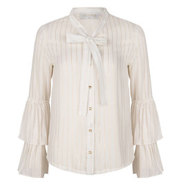 DELOUSION TOP ANGEL OFFWHITE GOLD