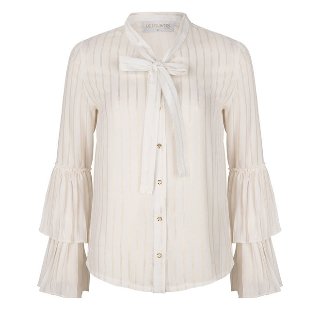 TOP ANGEL OFFWHITE GOLD