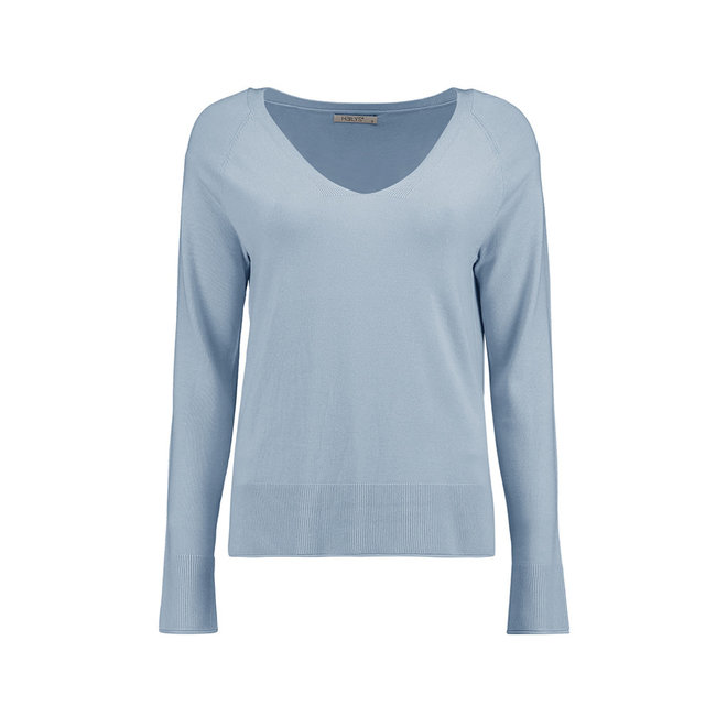 PULLOVER CARLOTTA LIGHT BLUE