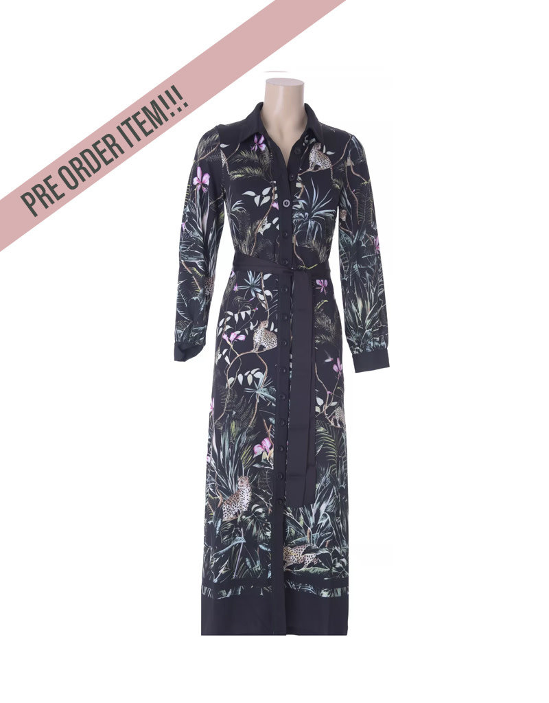 K-DESIGN PRE -ORDER MAXI DRESS R158 P948
