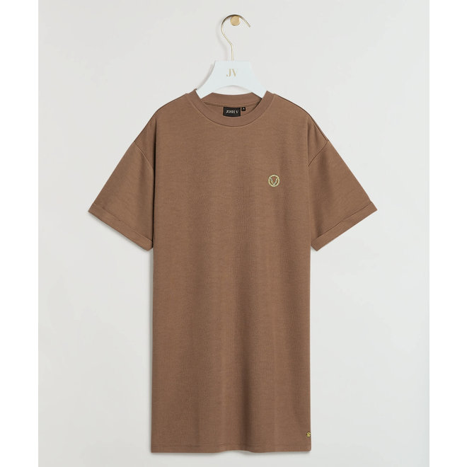 SHIRT DRESS ROCHELLA JV-5000-1402 CAMEL