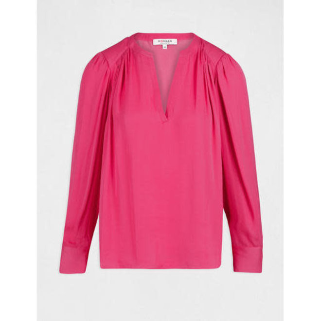 TOP 202-OLIA FUCHSIA