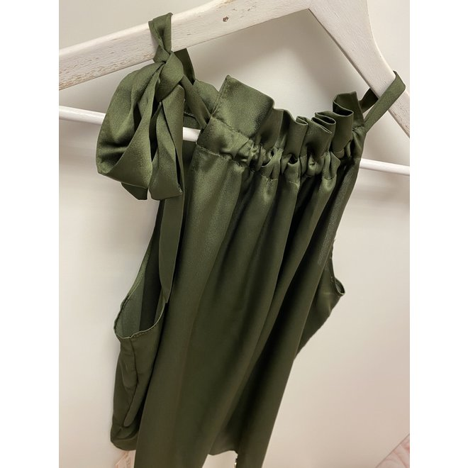 TOP S2-201 2001 ARMY GREEN