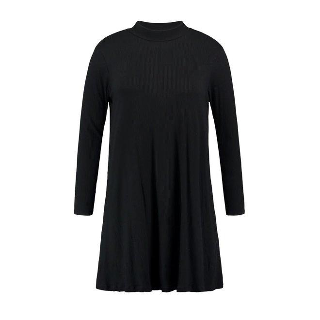 DRESS SAMOA BLACK