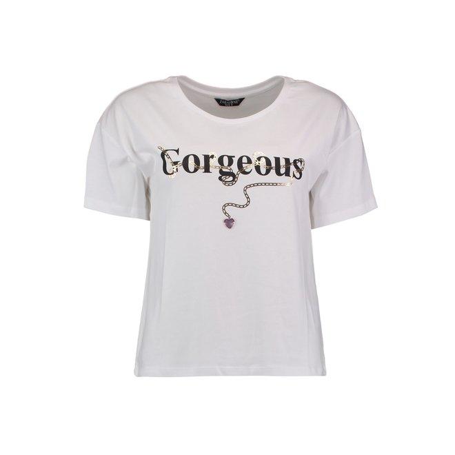 SHIRT GORGEUOS WHITE