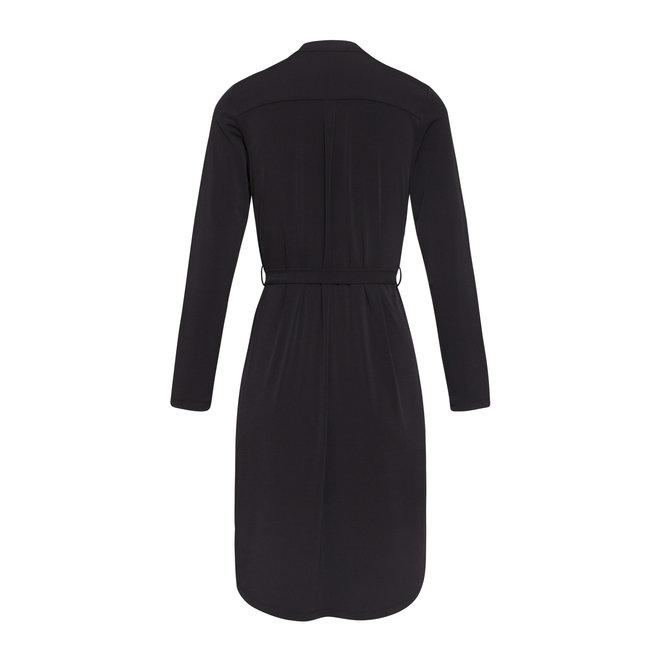 DRESS 20759 BLACK