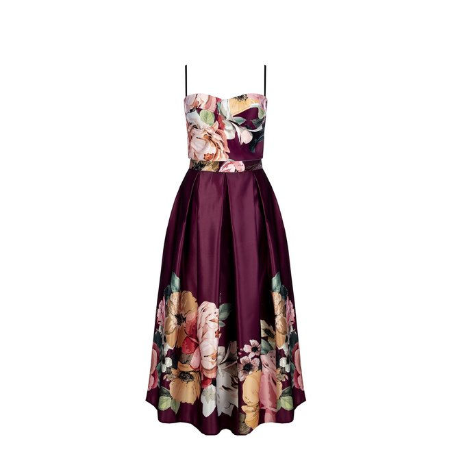 DRESS CMP0000272003 VAR. BORDEAUX