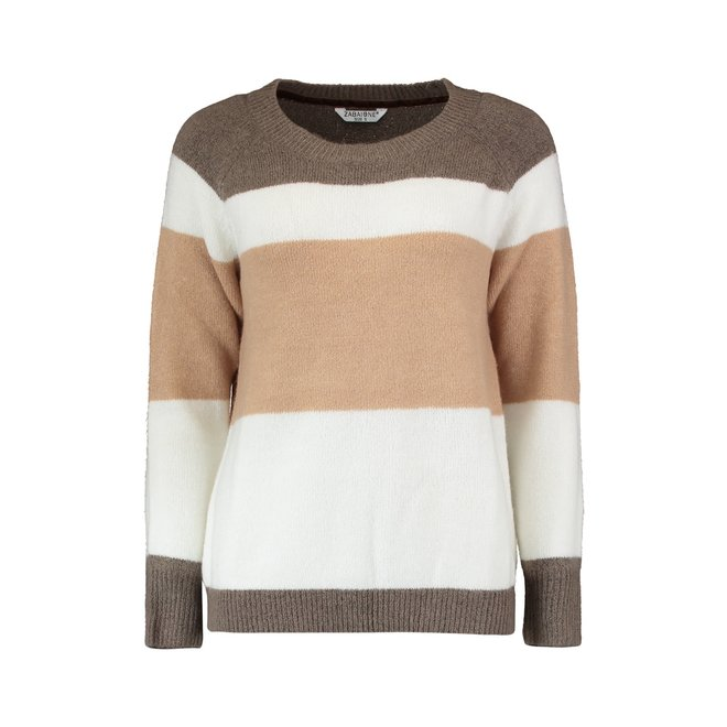 PULLOVER BETTY STRIPES