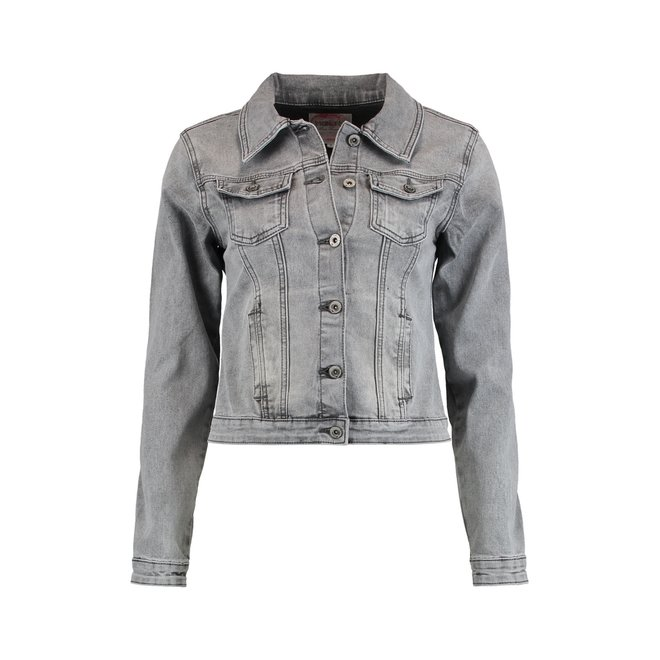 DENIM JACKET IGREY ENNY