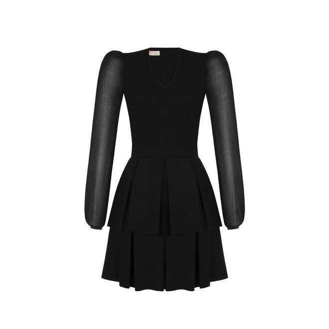 DRESS CFC0100751003 BLACK