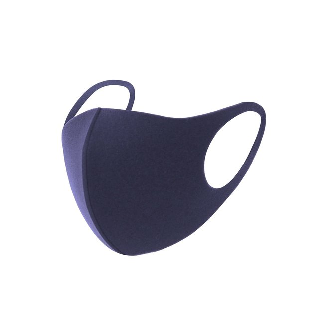 FASHION MASK SOLID NAVY