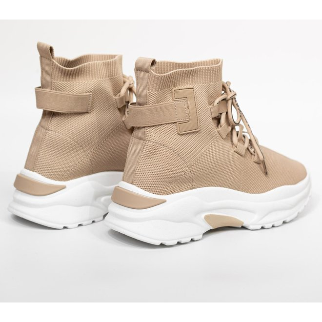 BOOTS 1080 BEIGE