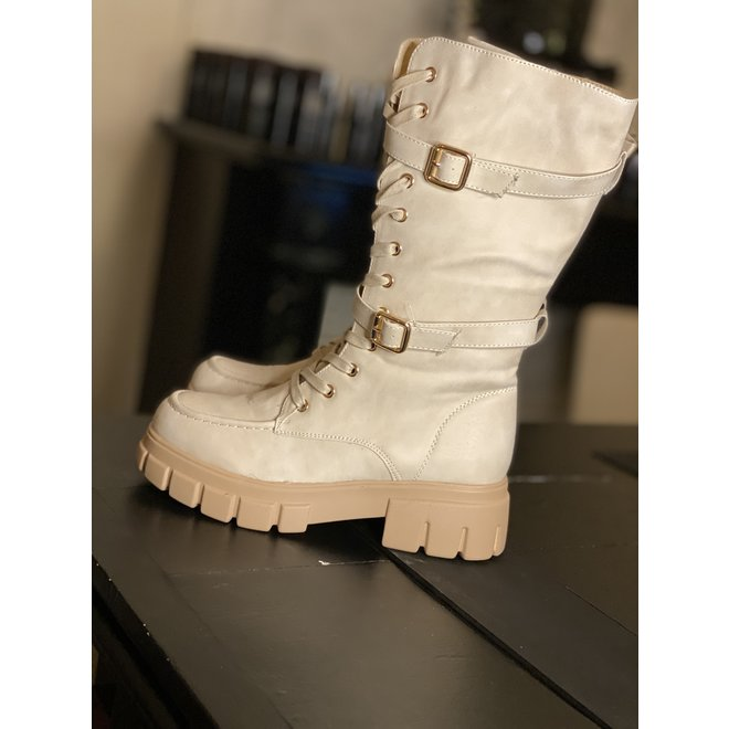 BOOTS 88350 BEIGE