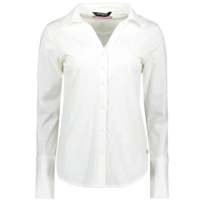 BLOUSE Y27.375.1265 SHARMAINE WHITE
