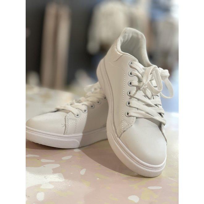 SNEAKER KK209 WHITE