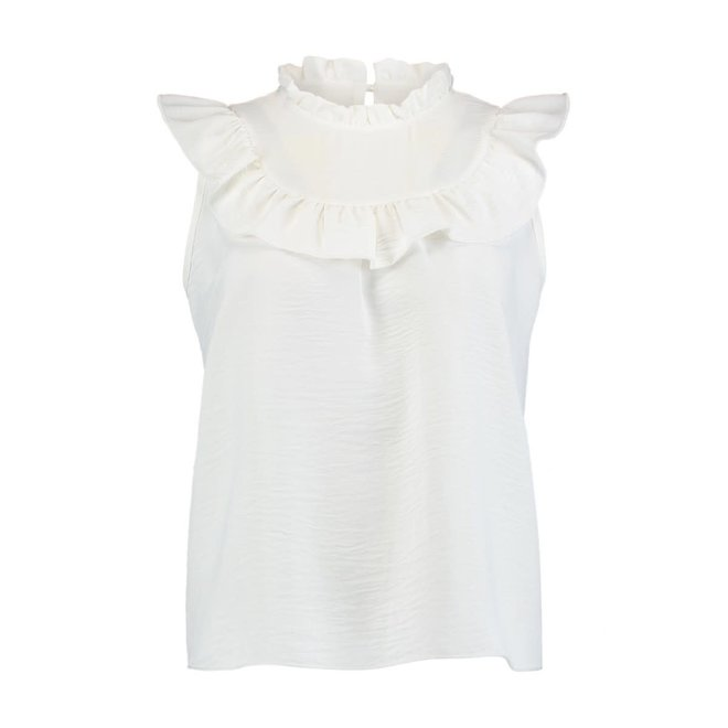 TOP FRIDA OFFWHITE