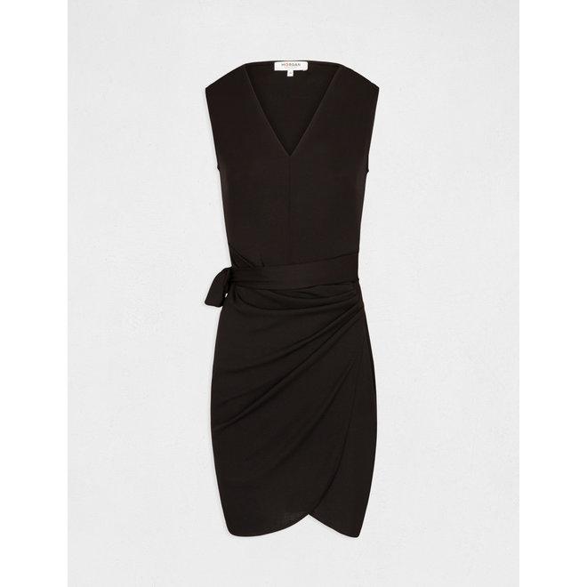 DRESS 211-RPRETTY NOIR