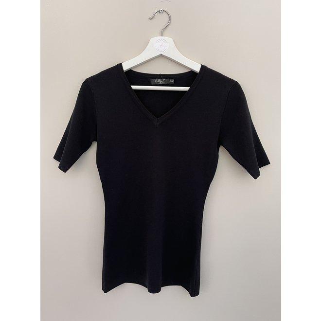 TOP REB-3980 BLACK