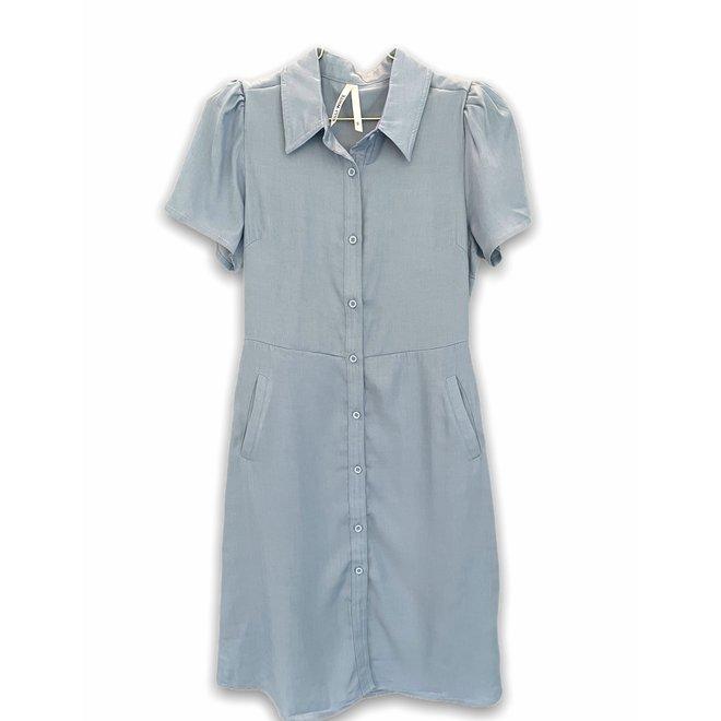 DRESS ELLI BLUE 160305LR