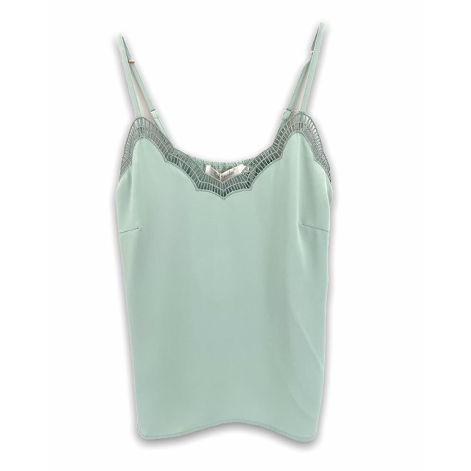 TOP H655 MINTY GREEN