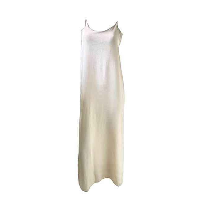 DRESS MAXI BEIGE PASSION ONE SIZE