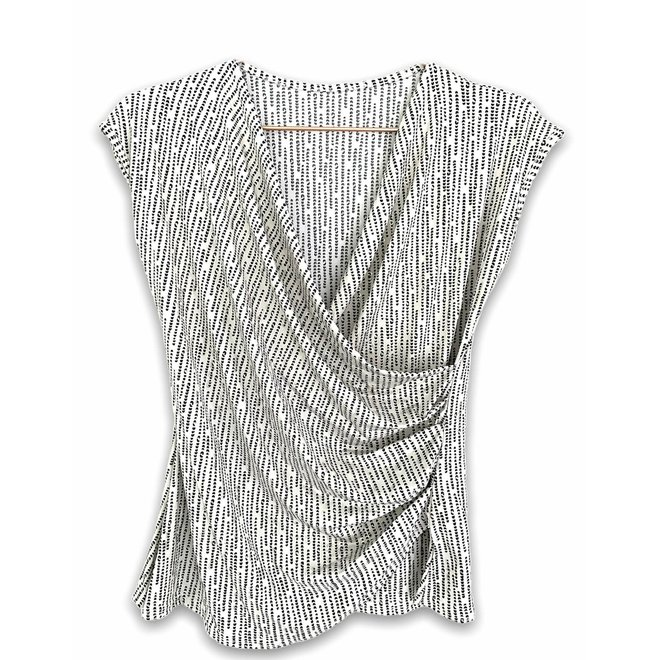 TOP 19136 OFFWHITE GOLD ONE SIZE