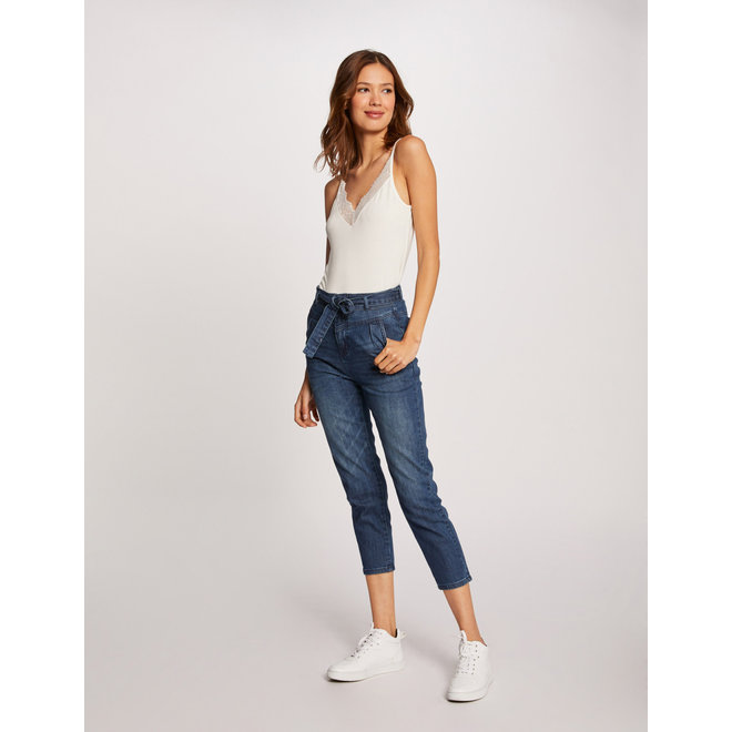 TOP 212-BELLE OFFWHITE