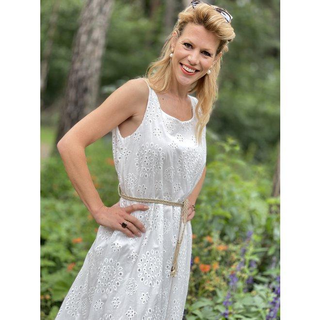 DRESS SUNNY OFFWHITE