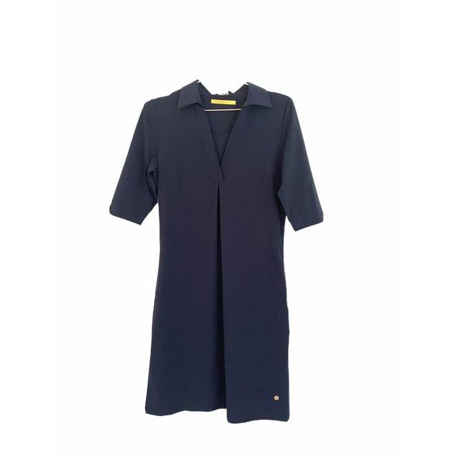 DRESS 36.375.6105 DODINE BLUE