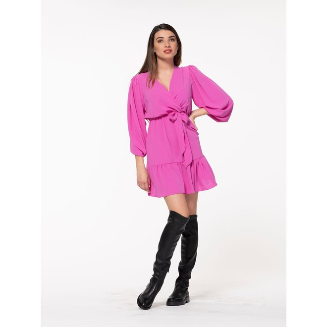 DRESS CFC0103974003 FUCHSIA
