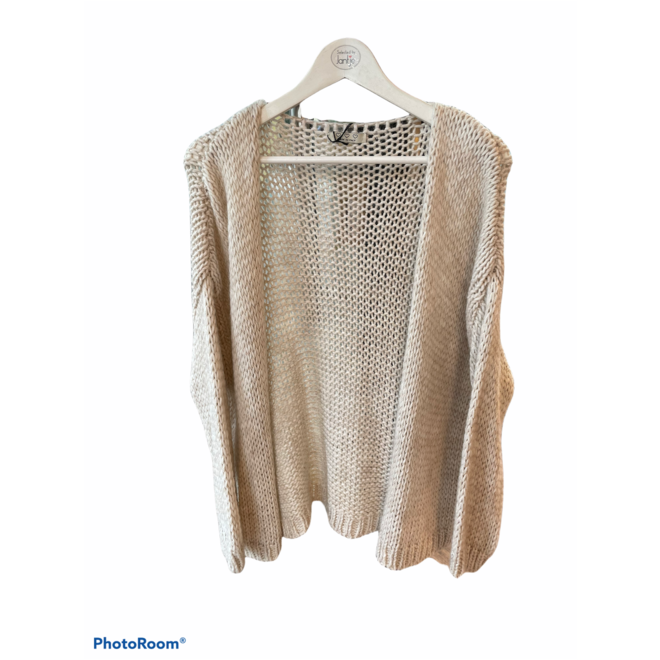 VEST KNITTED DUST