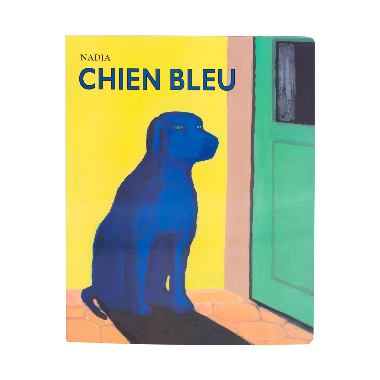 Moulin Roty Chien Bleu Le Livre Geant Mom Pop