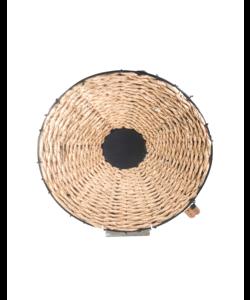 Centerpiece woven paper decoratie