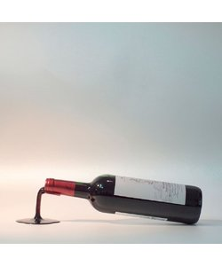 "Wine bottle holder ""Fall in wine"""