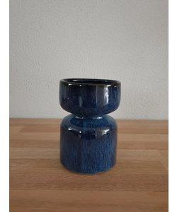 Vaas Stoneware Blue 10,5 x 10,5 x 15