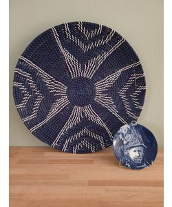 Round hanging wall decor Shere