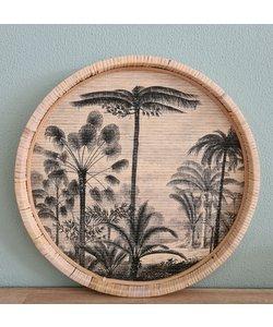 Palm Tray/dienblad