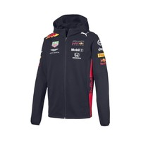 RBR Mens Teamline Hooded Sweat Jacket