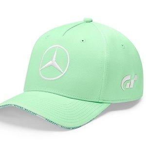 Mercedes MAPM Hamilton Spa Cap 2019 Groen