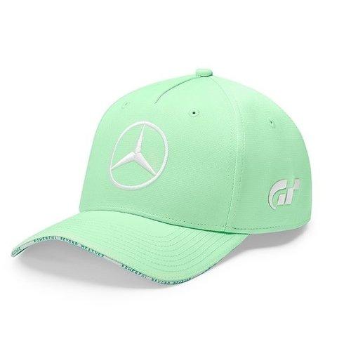 Mercedes Mercedes Hamilton Spa Cap 2019 Groen