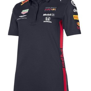 Red Bull Racing RBR Womens Teamline Polo