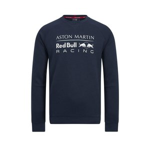 Red Bull Racing AMRBR Crew Neck Sweat Shirt